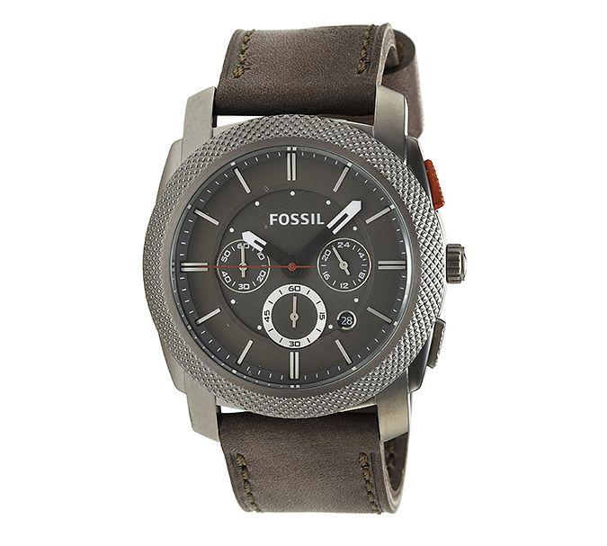 Konkurs Guess - zegarek Fossil