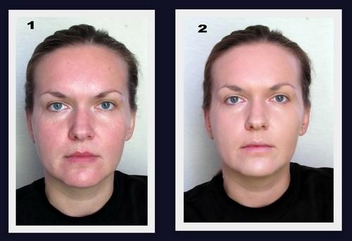 Makijaż krok po kroku - podkład