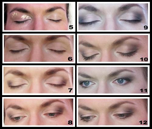 Makijaż dzienny - krok po kroku