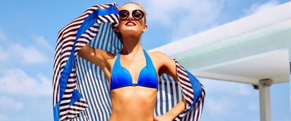 Styliści radzą: modne stroje kąpielowe