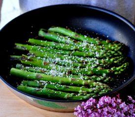 Przepisy na dania ze szparagów
