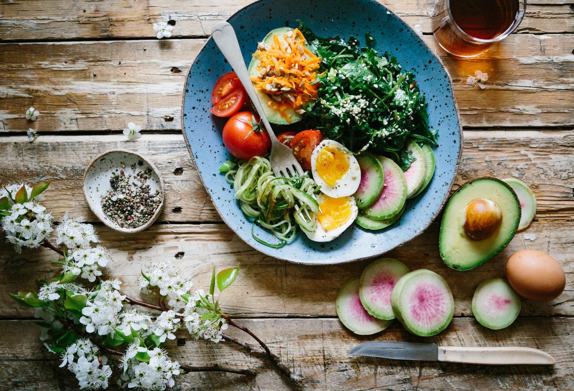 mango w ciąży - Zdrowy obiad