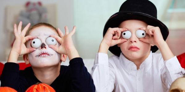 Jak zrobić strój na Halloween dla dzieci?
